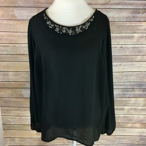 Maurices plus size 1 dressy top